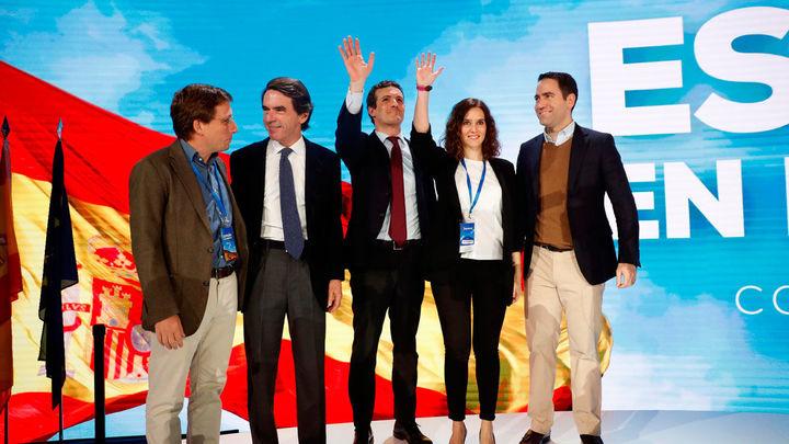 """Almeida: """"Recuperaremos la dignidad en Madrid y seremos el gobierno de las personas"""""""