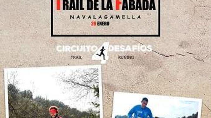 El Trail de la Fabada en Navalagamella