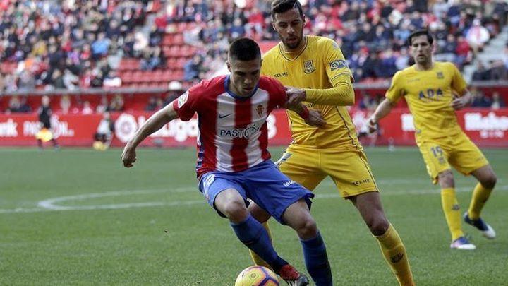 2-0. El Alcorcón suma siete partidos  sin ganar
