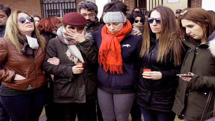 Multitudinario último adiós para Miriam, la joven asesinada en Meco
