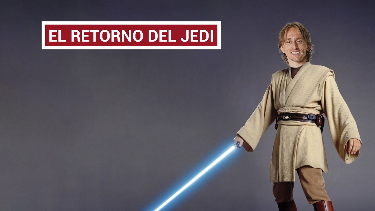 Modric, al rescate del Real Madrid