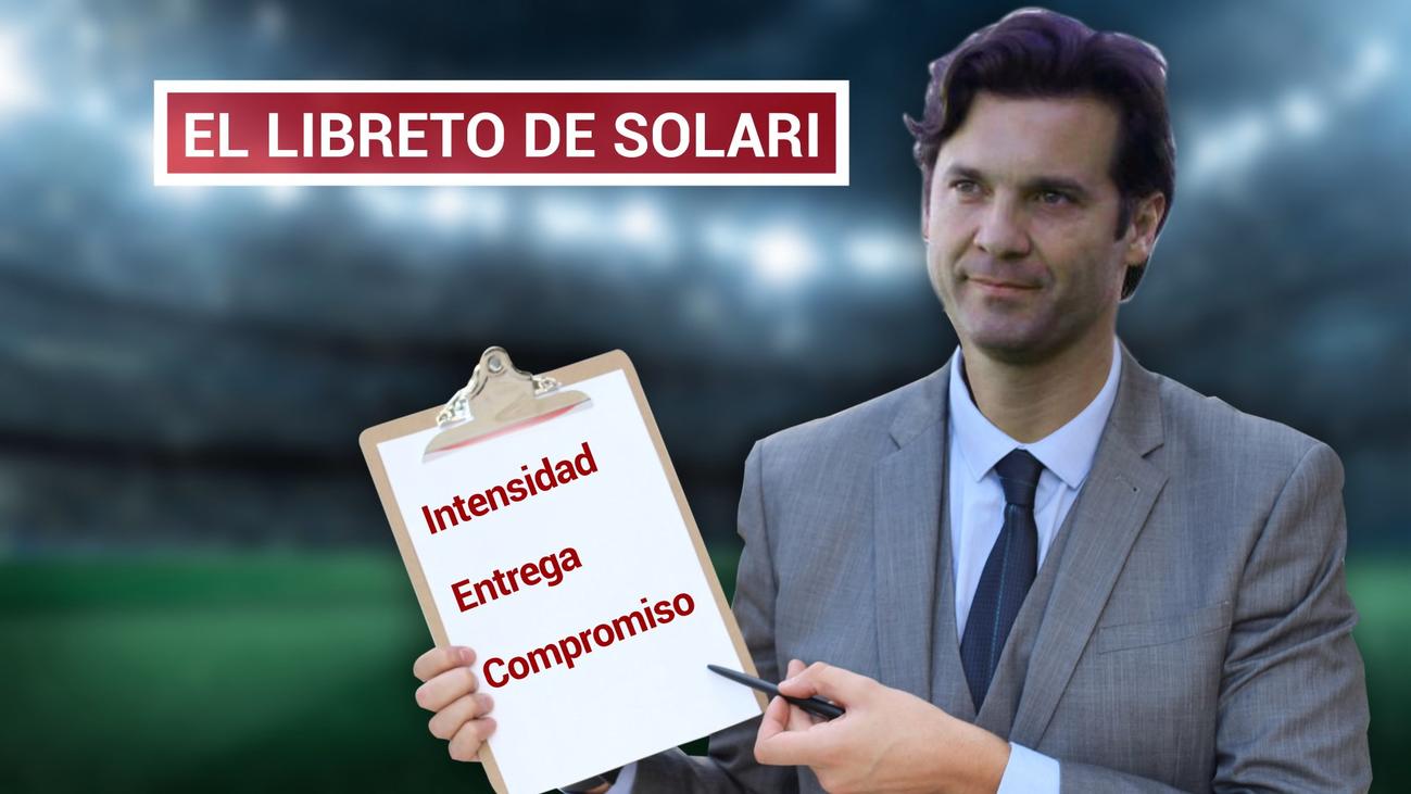 Solari empieza a mostrar su sello