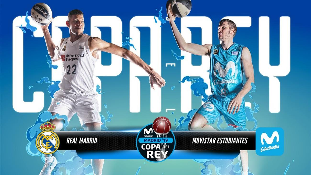 Real Madrid-Estudiantes, en la Copa 14 años después