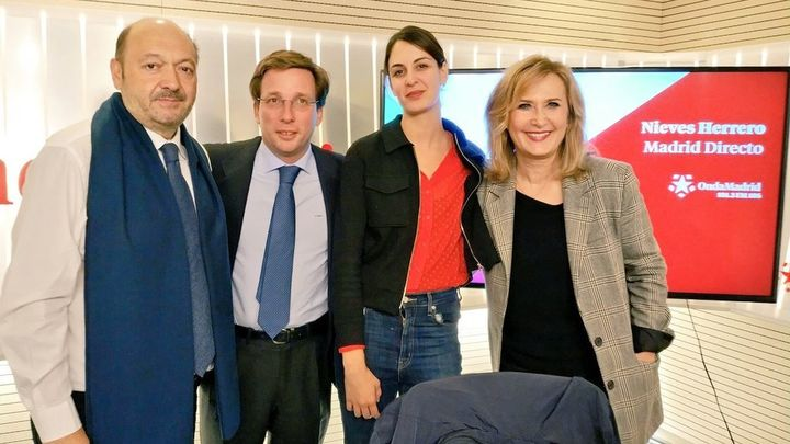 Cara a cara entre Rita Maestre y Martínez-Almeida