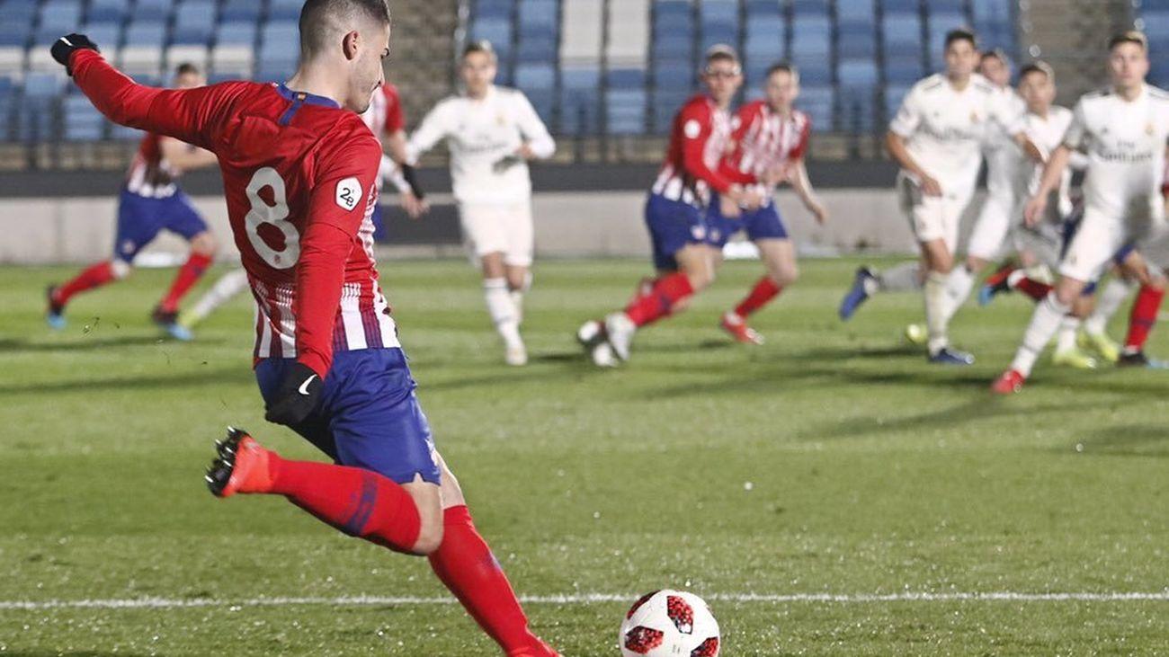 Fuenlabrada, Atlético B y Sanse, en ascenso