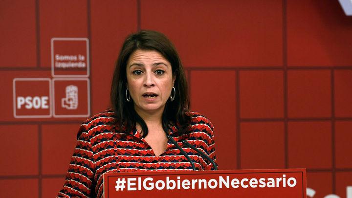 Lastra recuerda a Errejón que las puertas del PSOE están abiertas para entrar