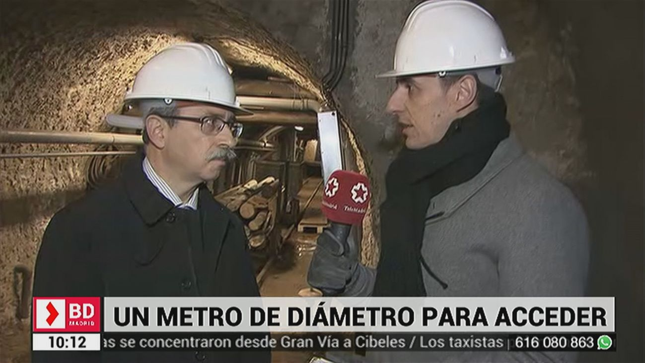 Buenos Días Madrid (10:30-11:30) 22.01.2019