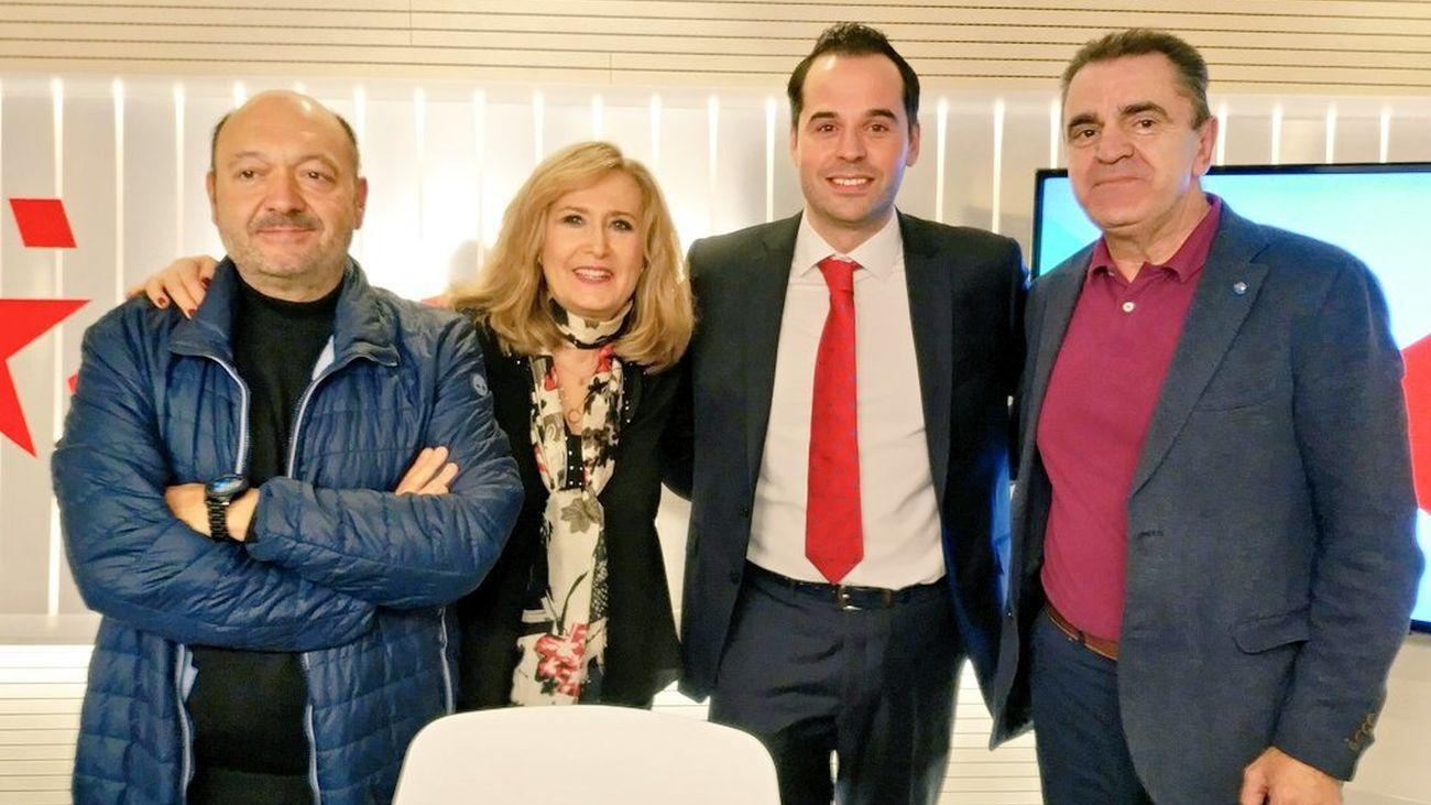 El análisis de la actualidad de Madrid con José Manuel Franco e Ignacio Aguado