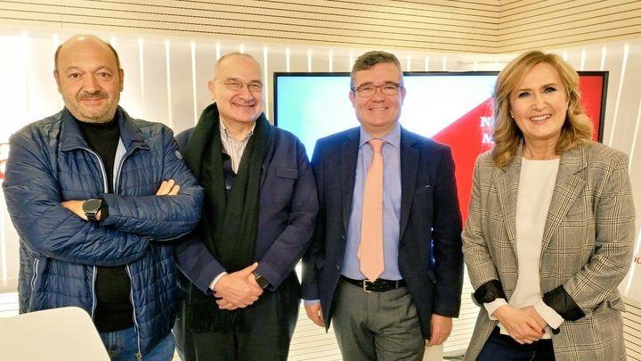 Los alcaldes de Arganda y Parla debaten en Madrid Directo