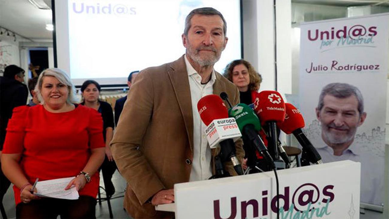 Podemos no competirá en las municipales de Madrid