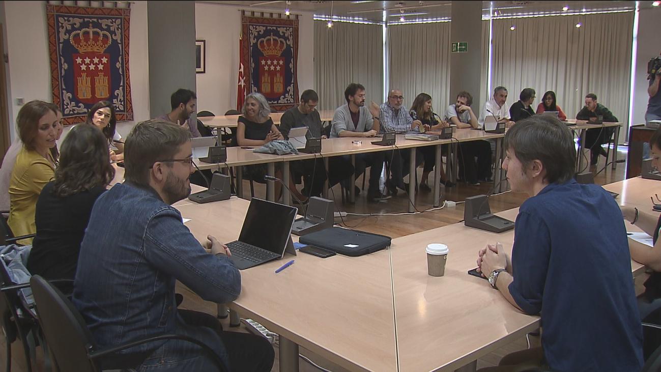 La crisis de Podemos amenaza la unidad del grupo en la Asamblea de Madrid