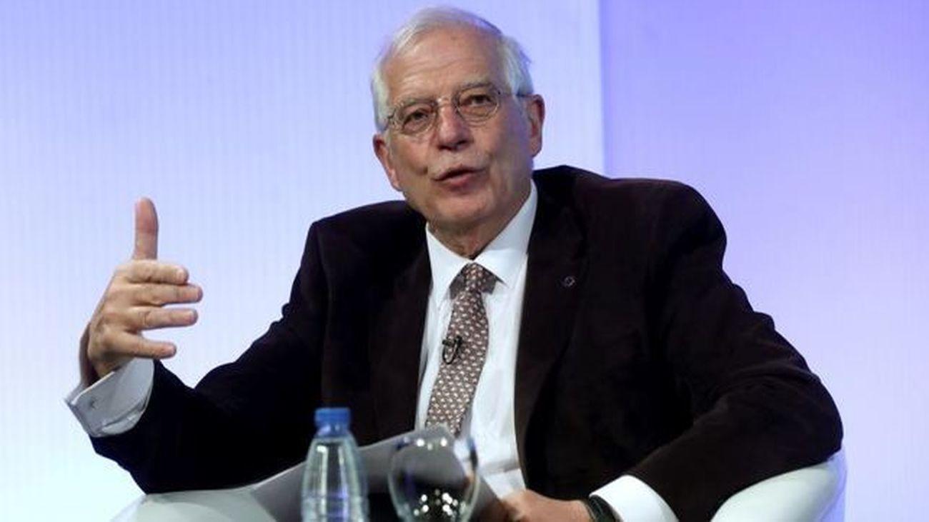 Borrell pide una intervención de la UE para que haya elecciones en Venezuela