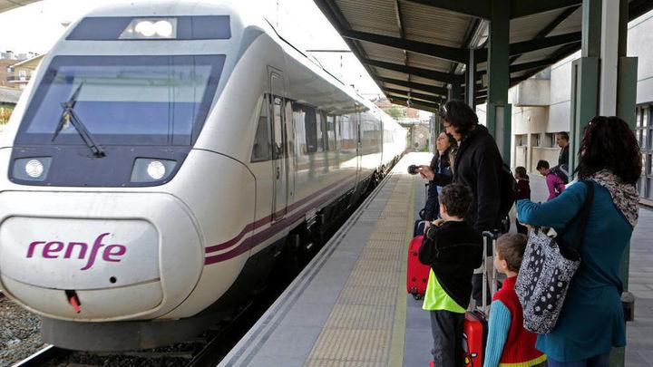 Renfe cancela 1.152 trenes por los cuatro días de huelga en plenas vacaciones