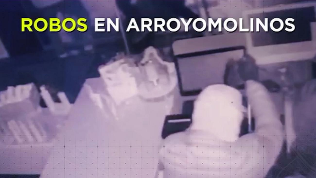 Preocupación por la oleada de robos en Arroyomolinos
