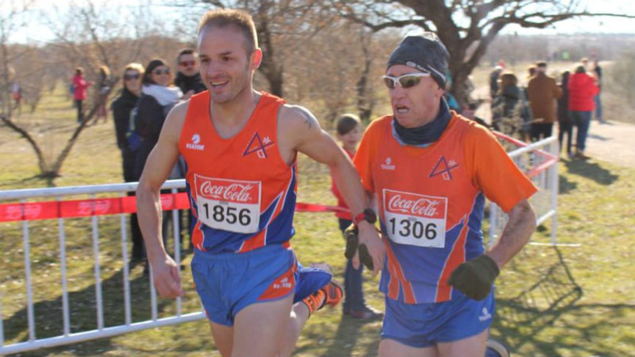 Más de 400 corredores en el Cross de Coslada