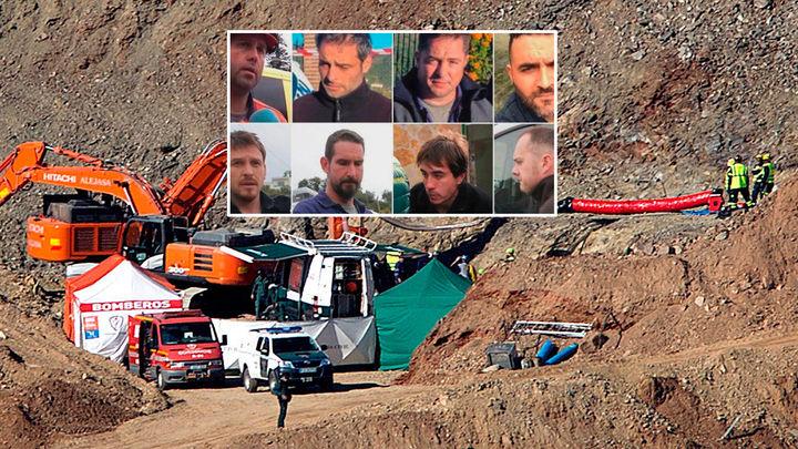 Piden el premio Princesa de Asturias para los ocho mineros que buscaron a Julen