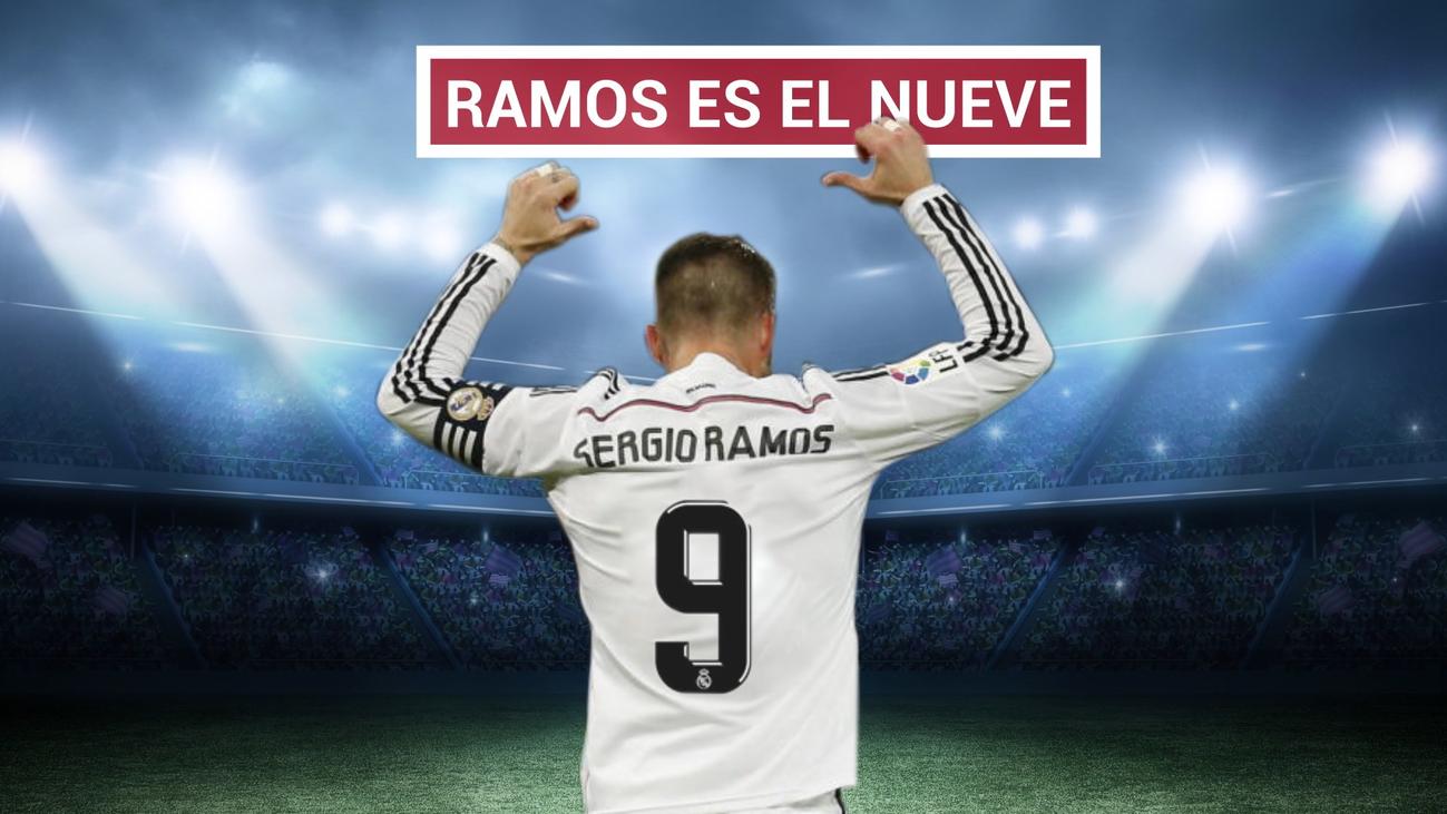 Sergio Ramos, un defensa con alma de delantero