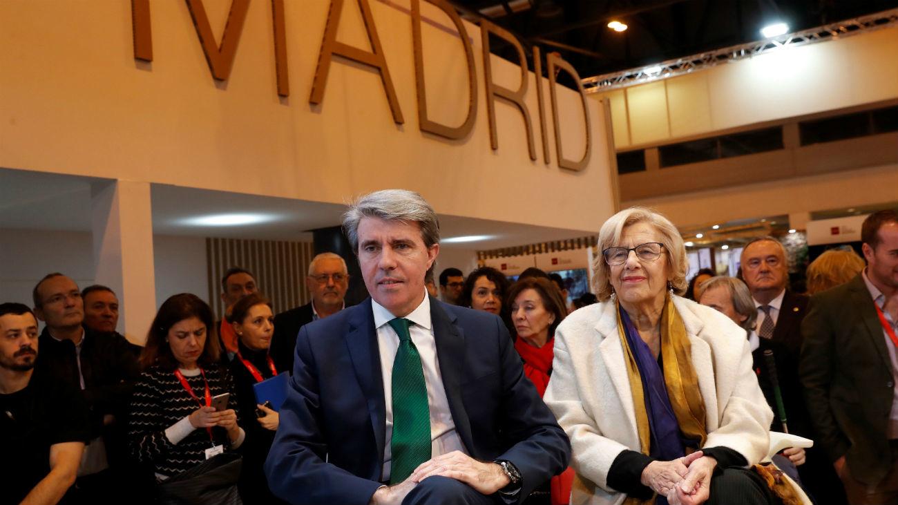 Garrido y Carmena llaman a disfrutar de la magia y cultura madrileña