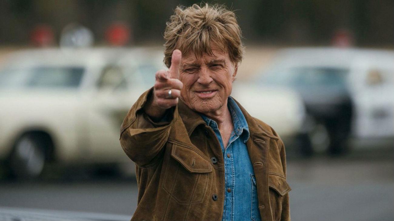 Robert Redford se retira con 'The old man & the gun'