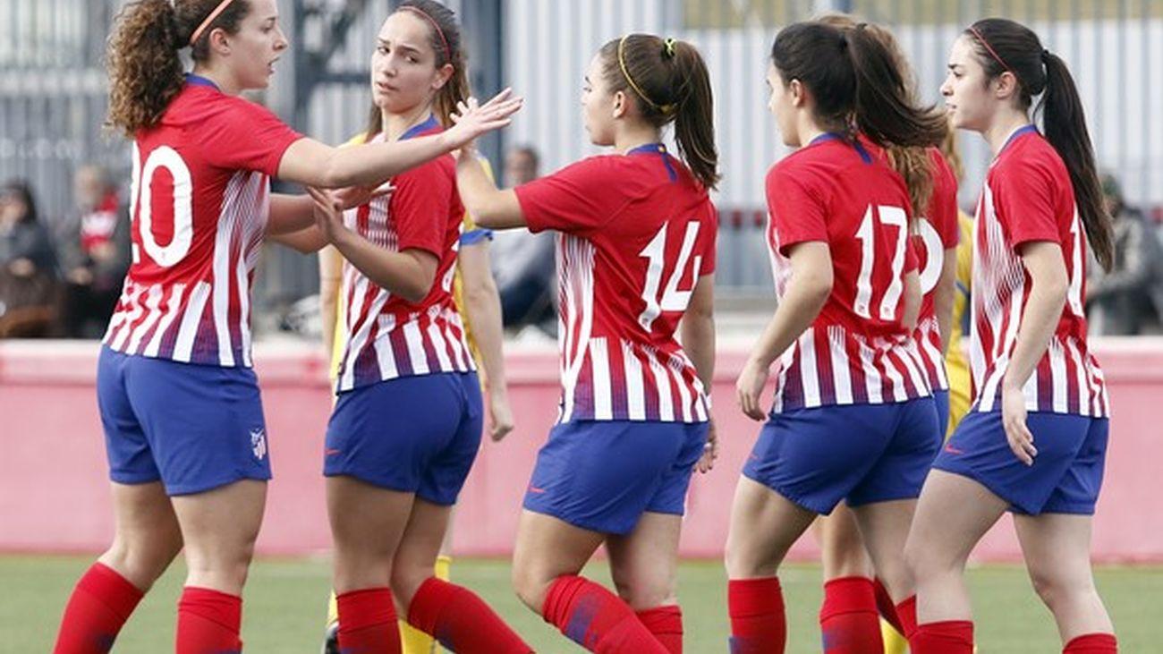 0-2. El Atlético B derrota al Torrelodones