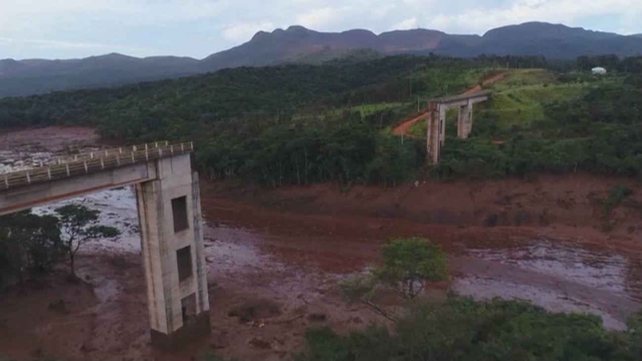 El Gobierno expresa su pésame por la tragedia de la presa de Brasil