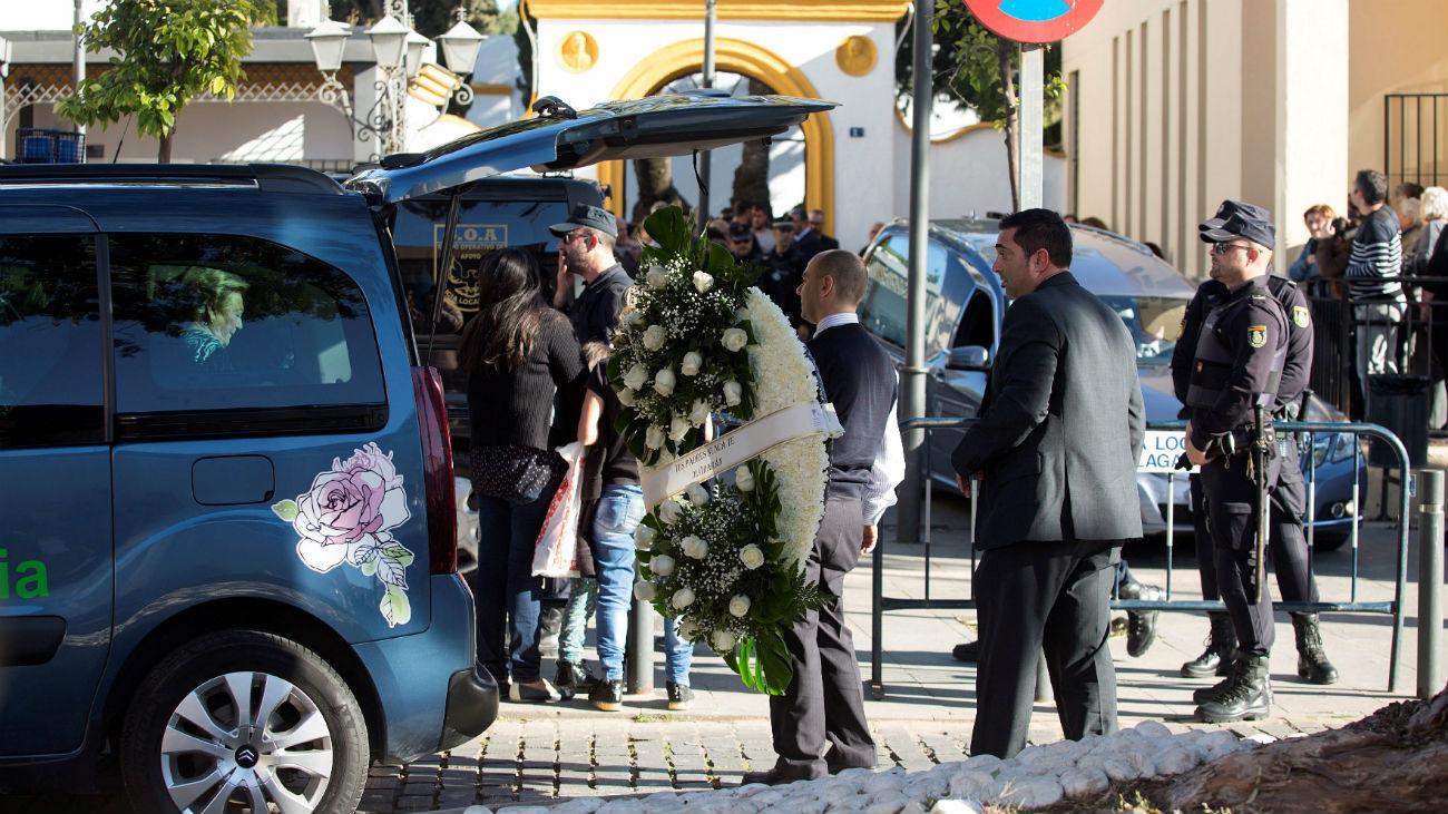 Julen será enterrado este domingo en el cementerio de El Palo