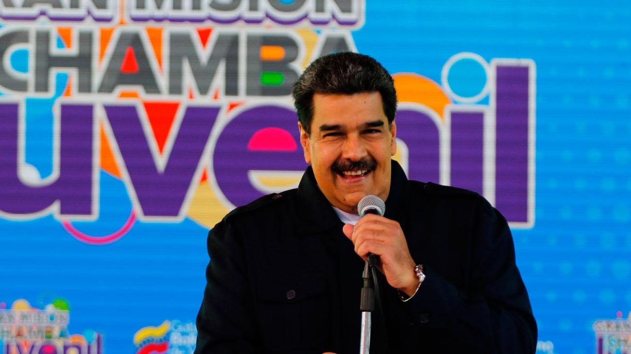 """Maduro rechaza el ultimátum europeo, que tacha de """"insolencia"""""""