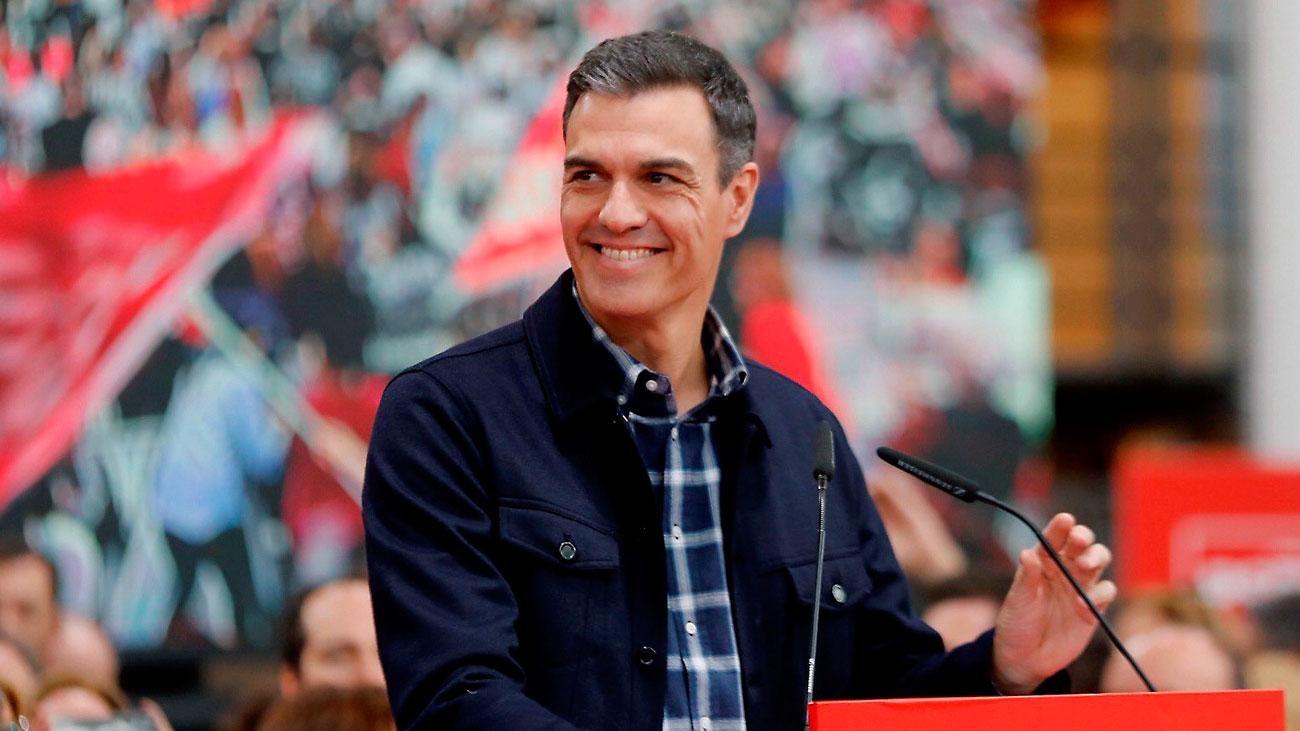 """Sánchez dice que """"la izquierda es todo lo opuesto a Maduro"""""""