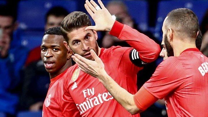 Gol de Sergio Ramos al Espanyol (0-2)