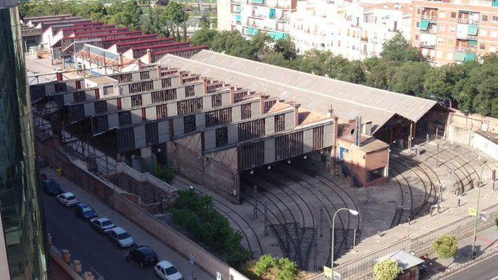 La Comunidad espera aprobar el plan de las cocheras de Cuatro Caminos para edificar 443 viviendas