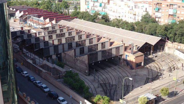 El Ayuntamiento aprueba las obras de las viviendas en las cocheras Cuatro Caminos