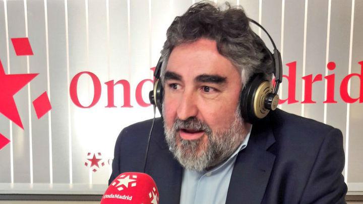 """Rodríguez Uribes: """"No es razonable que los taxistas bloqueen Madrid"""""""