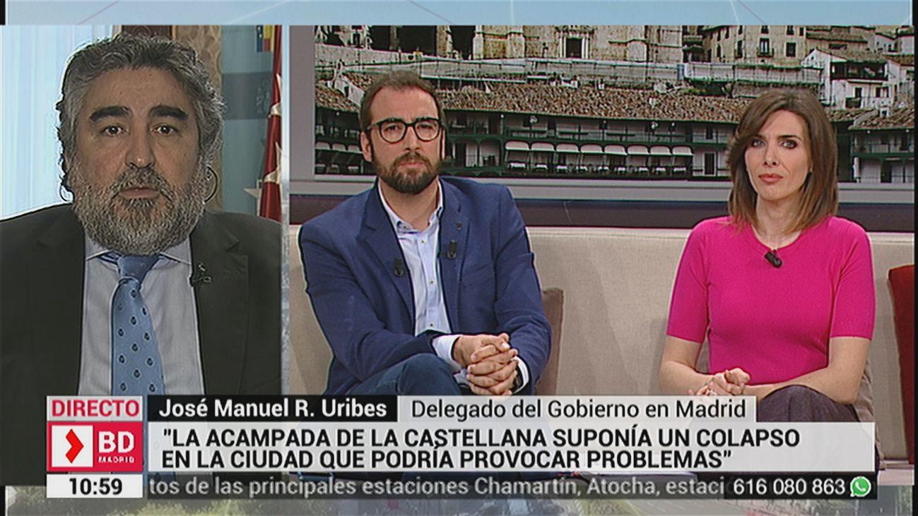 Buenos Días Madrid (10.30-11:30) 28.01.2019