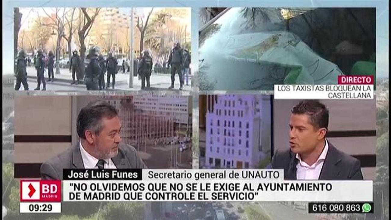 Buenos Días Madrid (8:30-10:30) 28.01.2019