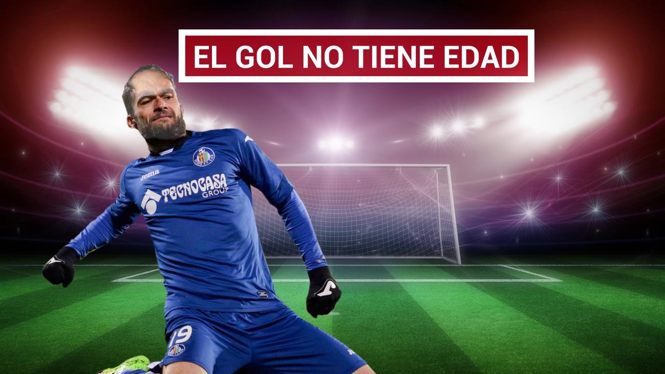 Molina, un viejo rockero del gol