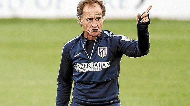 """'Profe' Ortega: """"Veo a los futbolistas motivados y eso me deja tranquilo"""""""