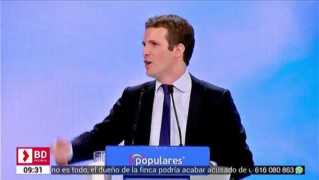 Buenos Días Madrid (8:30-10.30) 29.01.2019