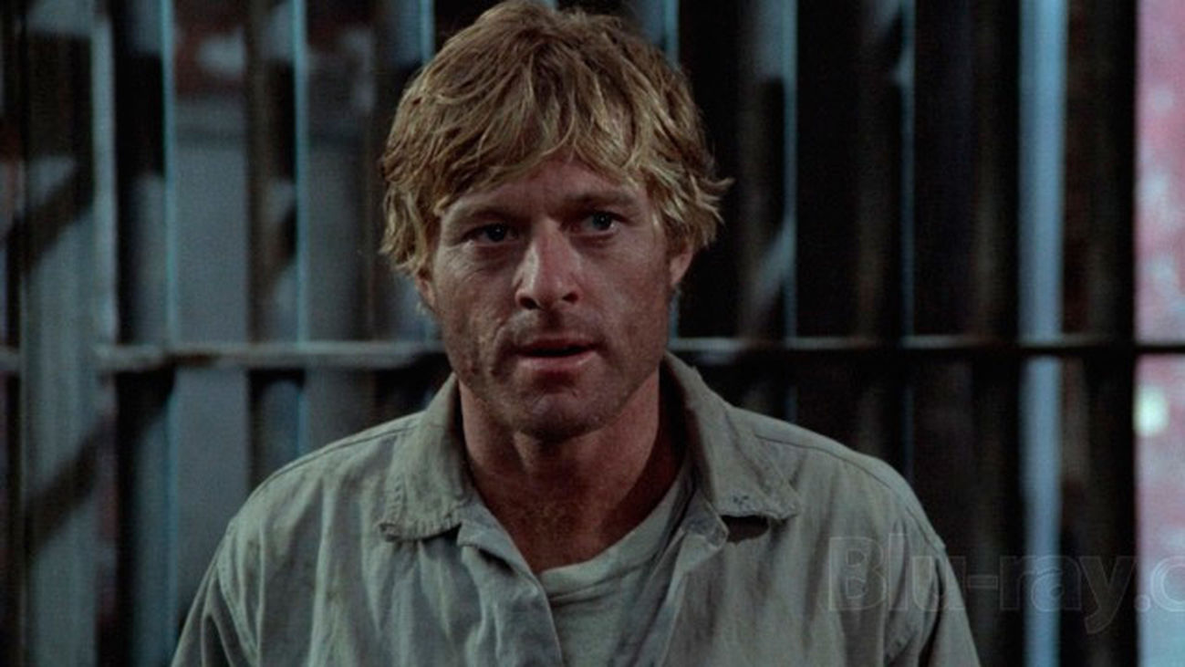 Robert Redford protatoniza 'Brubaker' un genial drama carcelario