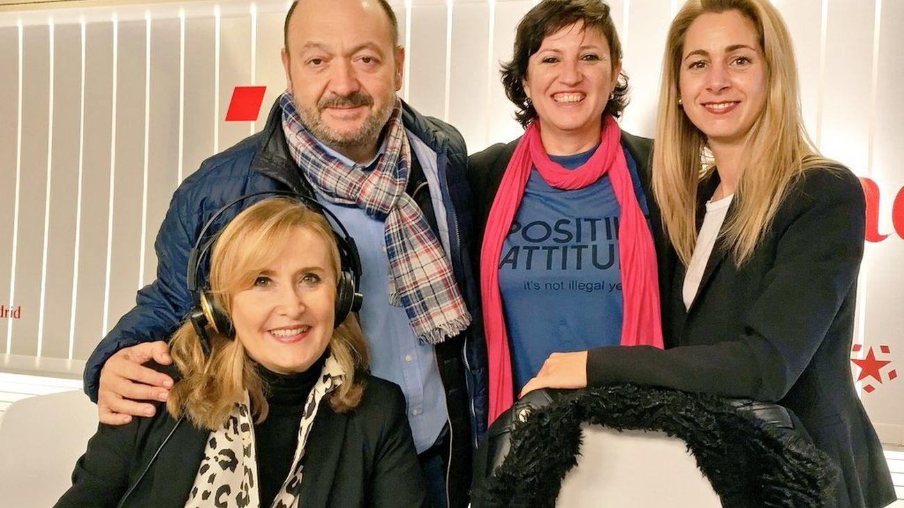 Analizamos la actualidad de Madrid con  Nadia Alvarez, diputada PP y  Elena Sevillano, diputada podemos.