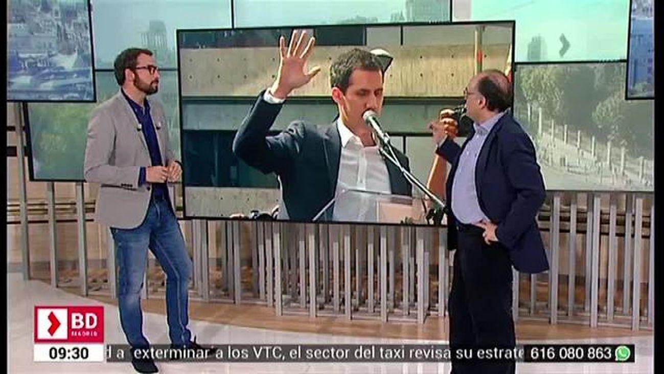 Buenos Días Madrid 30.01.2019