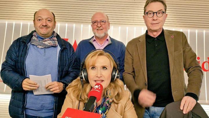 """""""Especial Sindicatos Madrileños"""" con Jaime Cedrún de CCOO y Luis Miguel López Reillo de UGT"""