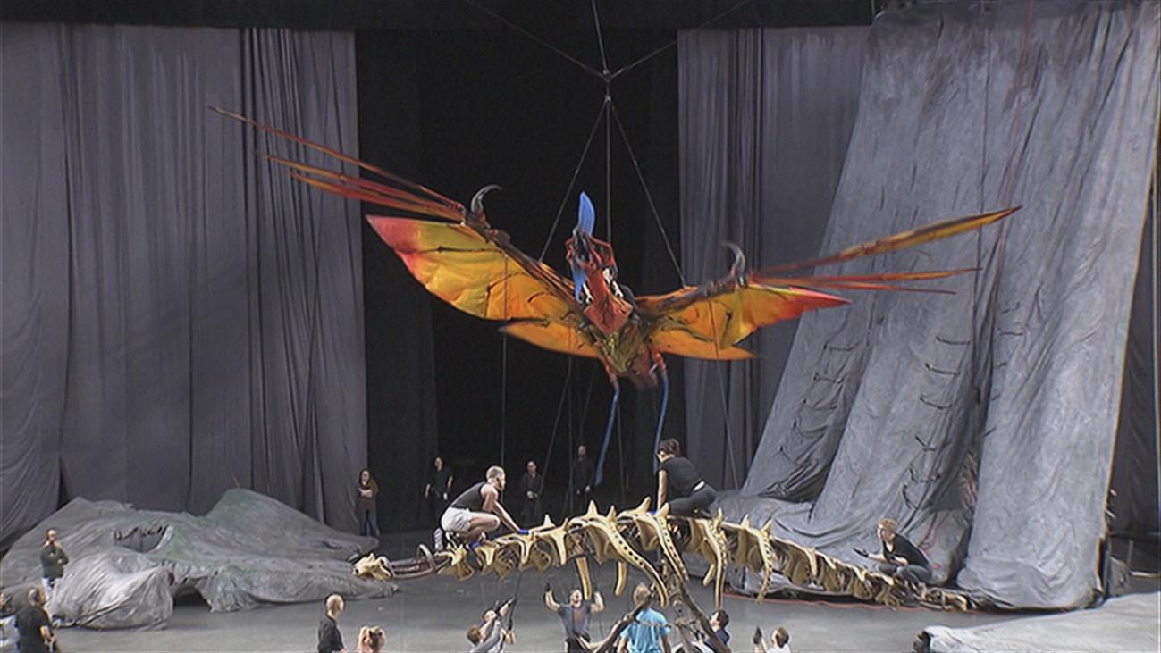 """""""Toruk, el primer vuelo"""",  el mundo de Avatar con el Circo del Sol"""