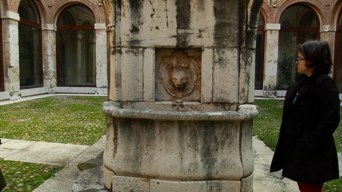 """Una """"Boca della Verità"""" en Alcalá de Henares"""