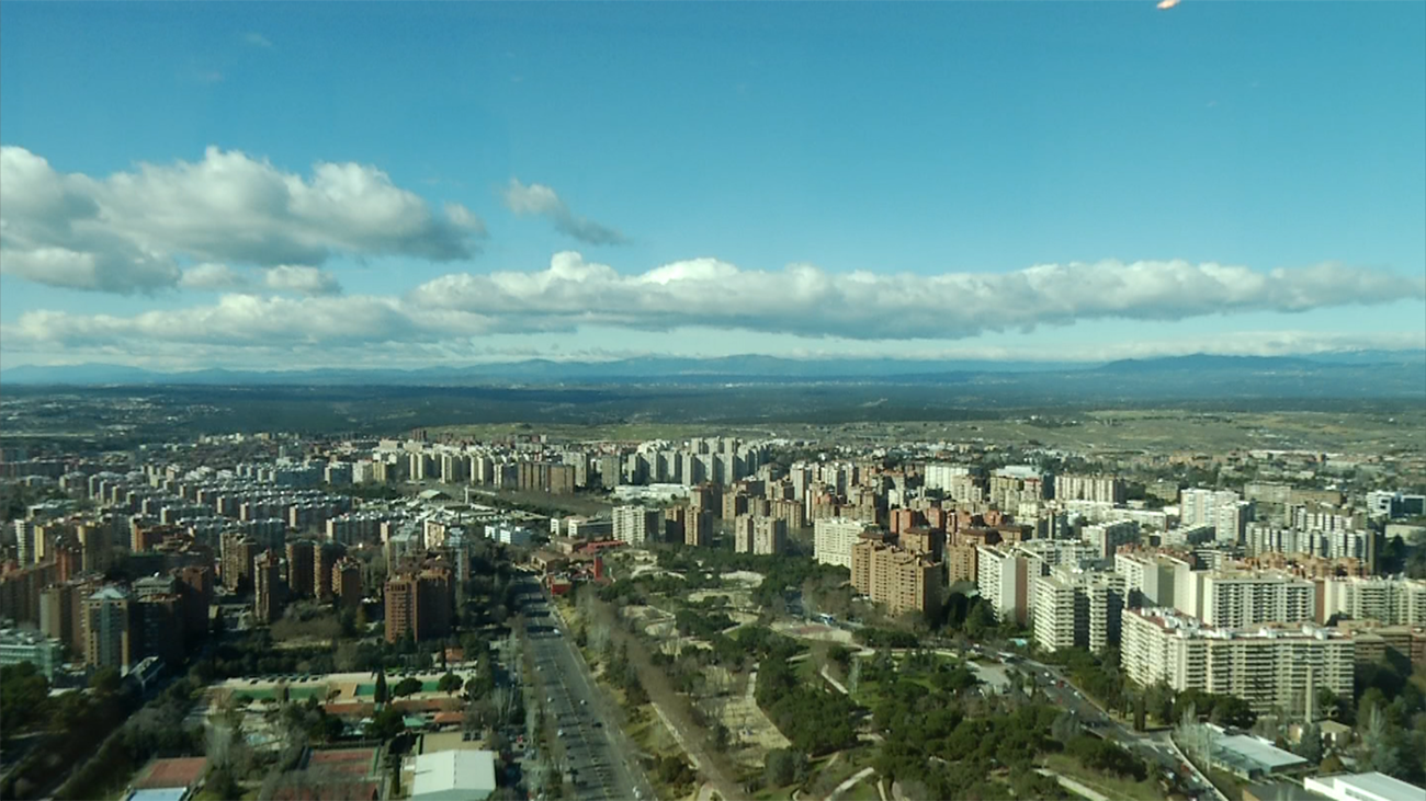 La torre más alta de España