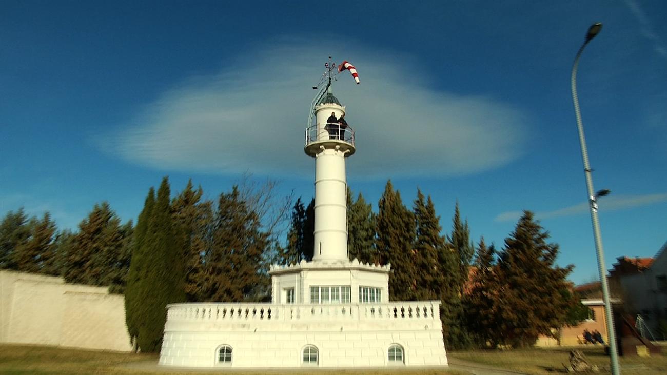 La primera torre de control aéreo está en Cuatro Vientos