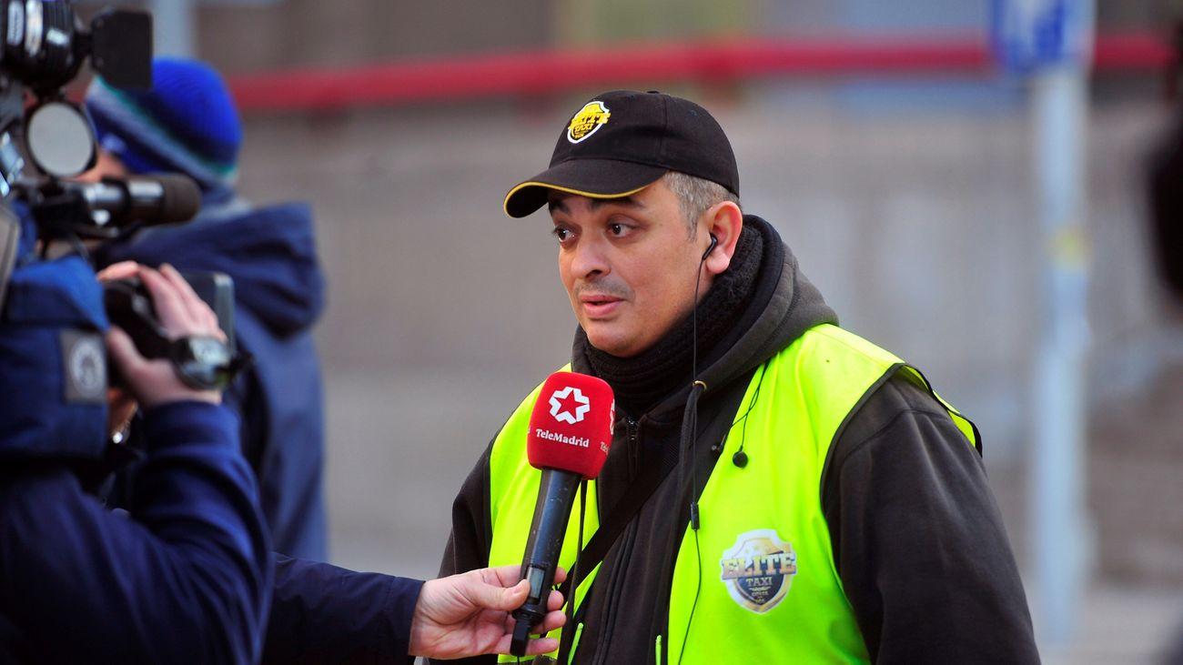 700 taxistas demandan a las plataformas de VTC por competencia desleal