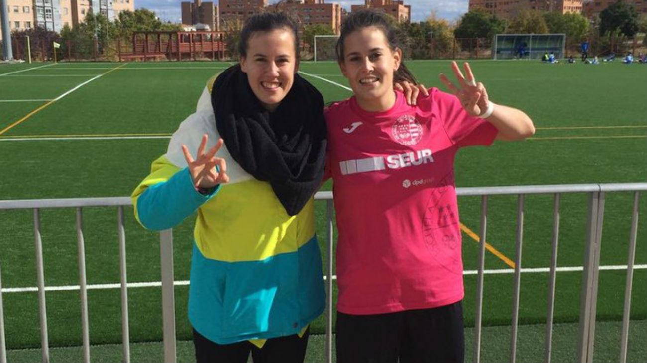 Celia y Silvia Arderius, saga de deportistas