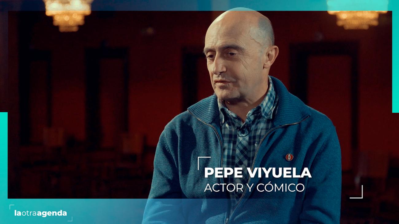 Pepe Viyuela: actor, escritor y clown