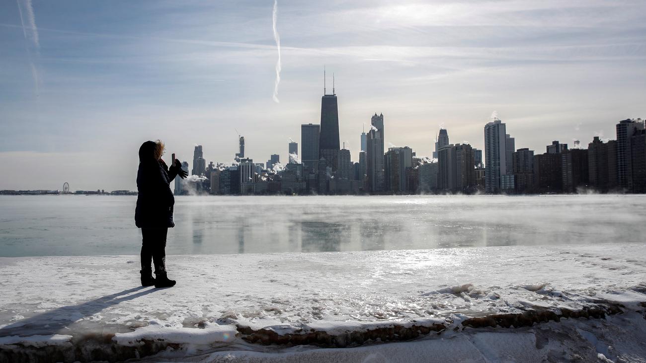 La ola de frío polar en EE.UU. y el sur de Canadá  causa 21 muertos aunque empieza a remitir