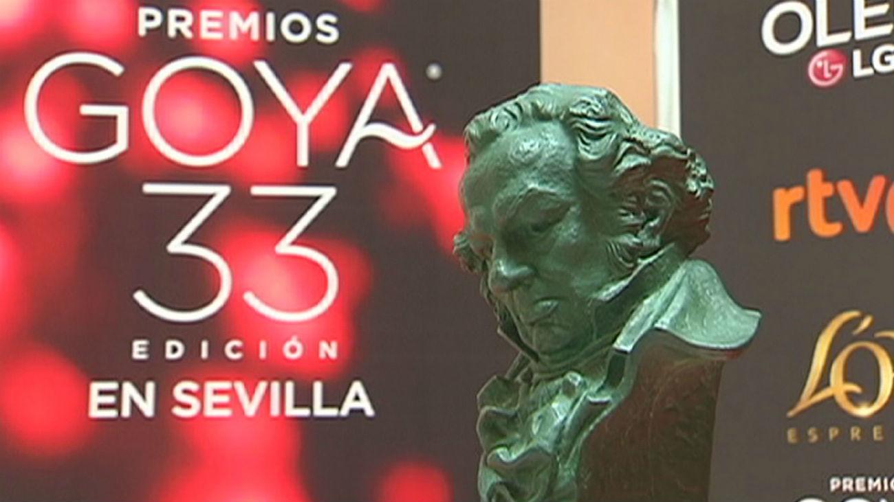 La Comunidad apoya a 13 candidatas al Goya que contaron con ayuda autonómica
